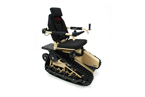 Action Trackchairs